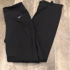 Nike Dri-fit size small black leggings.